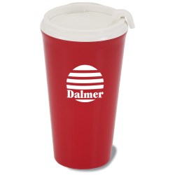 View a larger, more detailed picture of the Infinity Tumbler - 16 oz - White Lid