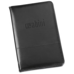 View a larger, more detailed picture of the Script Zippered Jr Padfolio