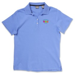 View a larger, more detailed picture of the Jockey Interlock Polo - Ladies