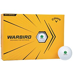 View a larger, more detailed picture of the Callaway Warbird Golf Ball - Dozen - Standard Ship