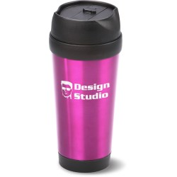 View a larger, more detailed picture of the Modern Stainless Tumbler - 15 oz - Exclusive Colors