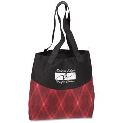 View a larger, more detailed picture of the Glamour Smile Tote