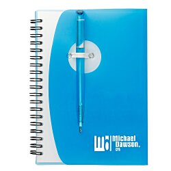 View a larger, more detailed picture of the Sun Spiral Notebook
