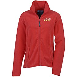 View a larger, more detailed picture of the Blue Generation Full Zip Fleece - Ladies