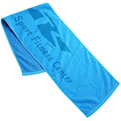 View a larger, more detailed picture of the Fitness Towel with CleenFreek - Colors