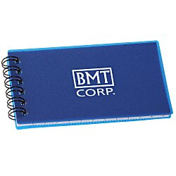 View a larger, more detailed picture of the Mini Business Card Jotter