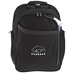 View a larger, more detailed picture of the Checkmate Checkpoint Friendly Laptop Backpack
