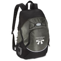 View a larger, more detailed picture of the Contour Laptop Backpack