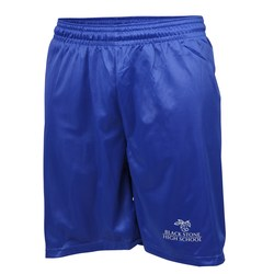 View a larger, more detailed picture of the Badger 9 Mini Mesh Shorts