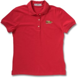 View a larger, more detailed picture of the Extreme Pique Polo with Teflon - Ladies