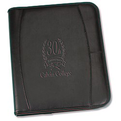 View a larger, more detailed picture of the Contemporary Leather Writing Pad