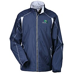View a larger, more detailed picture of the North End Lightweight Colorblock Jacket - Men s