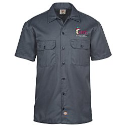 View a larger, more detailed picture of the Dickies 5 2 oz Work Shirt