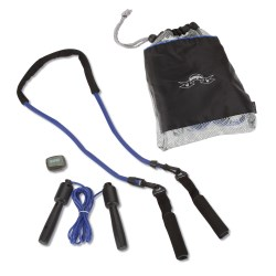 View a larger, more detailed picture of the Travel Fitness Kit