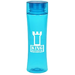 View a larger, more detailed picture of the h2go bfree Stealth Sport Bottle - 24 oz