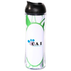 View a larger, more detailed picture of the Full Color Laguna Travel Tumbler - 14 oz - Closeout