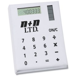 View a larger, more detailed picture of the Calculator Sticky Book