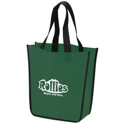 View a larger, more detailed picture of the Trapezoid Tote - Closeout