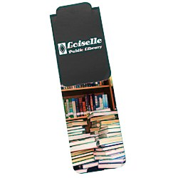 View a larger, more detailed picture of the Magnetic Bookmark - 4 x 1-1 4