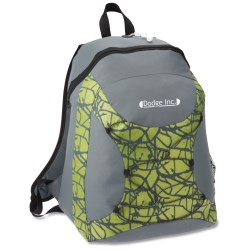 View a larger, more detailed picture of the Paint Splatter Backpack