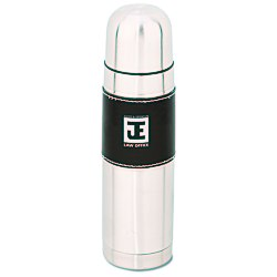 View a larger, more detailed picture of the Cleveland Insulated Vacuum Bottle - 16 oz
