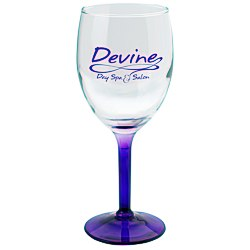 View a larger, more detailed picture of the Neonware Wine Glass - 8 oz