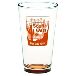 View a larger, more detailed picture of the Neonware Pub Glass - 16 oz