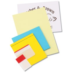 View a larger, more detailed picture of the Post-it&reg On the Go Pack - Large