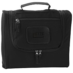 View a larger, more detailed picture of the Travel Mate Amenity Kit - Polyester