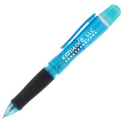 View a larger, more detailed picture of the Neon Tri-Twist Pen Highlighter Pencil