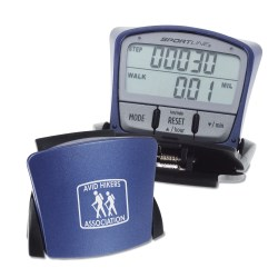 View a larger, more detailed picture of the Sportline Total Fitness Pedometer