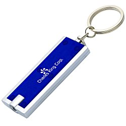 View a larger, more detailed picture of the Rectangular Key-Light - Translucent - 24 hr