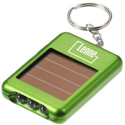 View a larger, more detailed picture of the Solar Safety Key-light