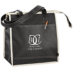 View a larger, more detailed picture of the PolyPro Non-Woven Insulated Stitch Tote