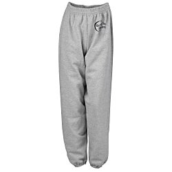 View a larger, more detailed picture of the Hanes ComfortBlend Sweatpants- Adult