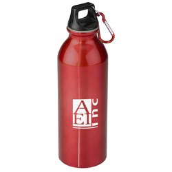 View a larger, more detailed picture of the g-Crew Aluminum Sport Bottle - 22 oz