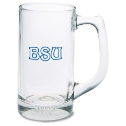 View a larger, more detailed picture of the Football Sport Stein - 13 oz - Closeout