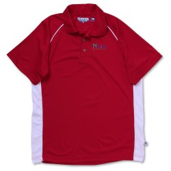 View a larger, more detailed picture of the Performance Leader Sport Shirt - Men s