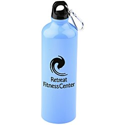 View a larger, more detailed picture of the Pacific Aluminum Sport Bottle - 26 oz