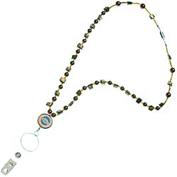 View a larger, more detailed picture of the Beaded Lanyard
