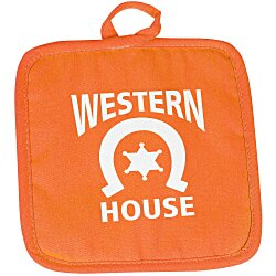 View a larger, more detailed picture of the Kitchen Bright Potholder