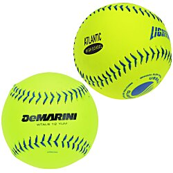 View a larger, more detailed picture of the DeMarini Official Softball