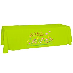 View a larger, more detailed picture of the Convertible Table Throw - 6 to 8 - 24 hr