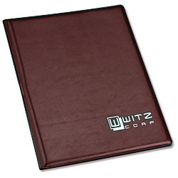 View a larger, more detailed picture of the Padded Vinyl Padboard Folder