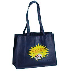 View a larger, more detailed picture of the Celebration Shopping Tote - 12 x 16 - 28 Handles - FC