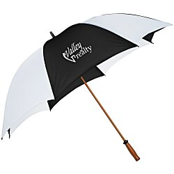 View a larger, more detailed picture of the 64 Windproof Golf Umbrella - 24 hr