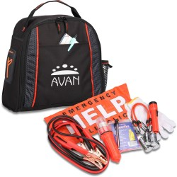 View a larger, more detailed picture of the Paramount Roadside Safety Kit