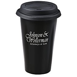 View a larger, more detailed picture of the Terra Coffee Cup - 16 oz