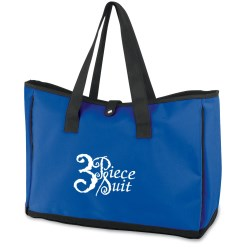 View a larger, more detailed picture of the Deluxe Shopping Tote - Closeout
