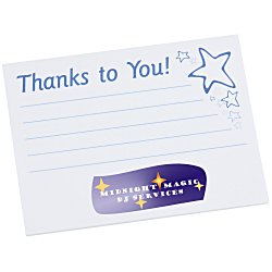 View a larger, more detailed picture of the Post-it&reg Recognition Notes - 3x4 - 25 Sheet - Thanks to You